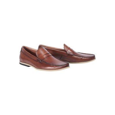Fashion 4 Men - Tarocash Balmain Loafer Tan 11