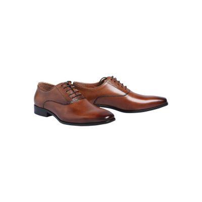 Fashion 4 Men - Tarocash Jake Dress Shoe Tan 12