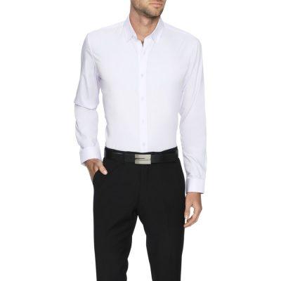 Fashion 4 Men - Tarocash Ritchie Dress Shirt Lilac Xl