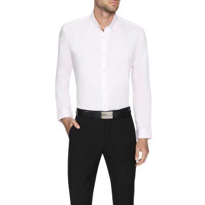 Fashion 4 Men - Tarocash Ritchie Dress Shirt Pink L