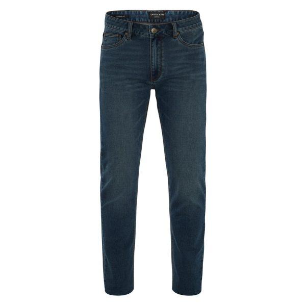 Fashion 4 Men - Tarocash Slayer Tapered Stretch Jean Blue 34