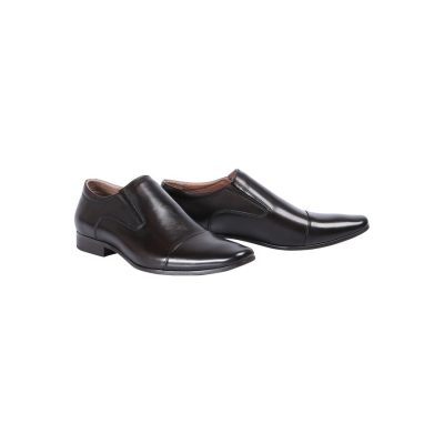 Fashion 4 Men - Tarocash Whiskey Slip On Shoe Chocolate 10