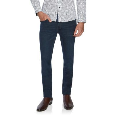 Fashion 4 Men - Tarocash Ziggy Slim Stretch Jean Indigo 32