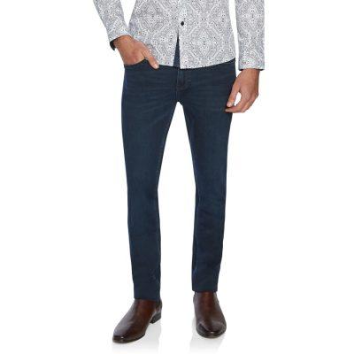 Fashion 4 Men - Tarocash Ziggy Slim Stretch Jean Indigo 36