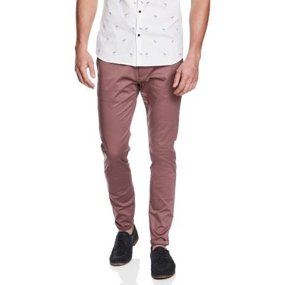 Fashion 4 Men - yd. Austin Skinny Chino Musk 34