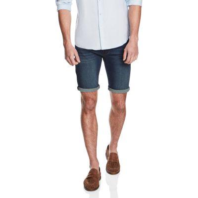 Fashion 4 Men - yd. Evans Denim Short Blue 26