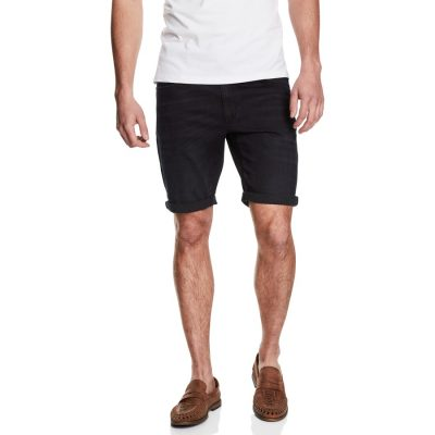 Fashion 4 Men - yd. Fairfax Denim Short Dark Denim Blue 30