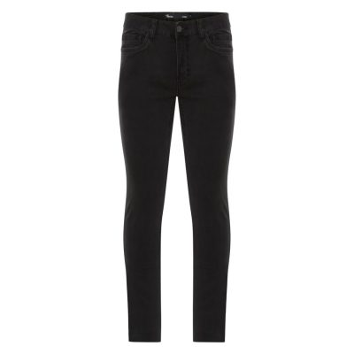 Fashion 4 Men - yd. Fastback Skinny Fit Jean Black 40