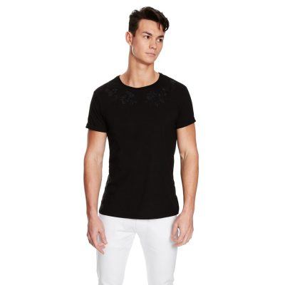 Fashion 4 Men - yd. Galion Ss Tee Black L