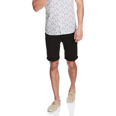 Fashion 4 Men - yd. Havana Short Black 33