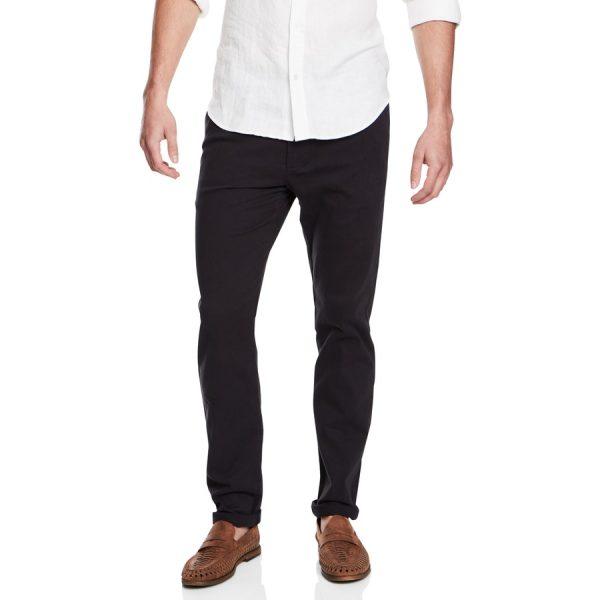 Fashion 4 Men - yd. Hendrix Skinny Chino Navy 32