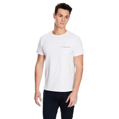 Fashion 4 Men - yd. Jova Ss Tee White M