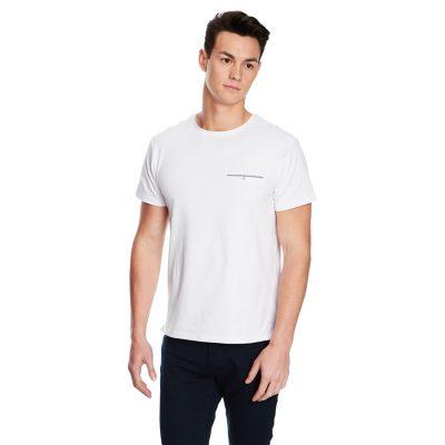 Fashion 4 Men - yd. Jova Ss Tee White S