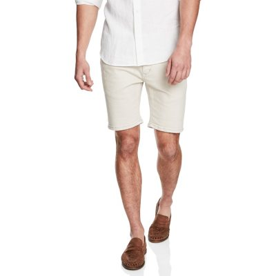 Fashion 4 Men - yd. Maverick Denim Short Bone 36