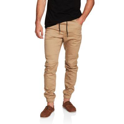 Fashion 4 Men - yd. Parker Cuffed Chino Tan 28