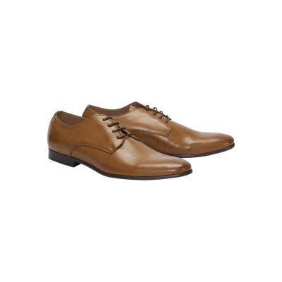 Fashion 4 Men - yd. Scott Dress Shoe Tan 6