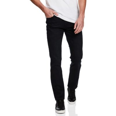 Fashion 4 Men - yd. Soho Slim Fit Jean Dark Denim Blue 42