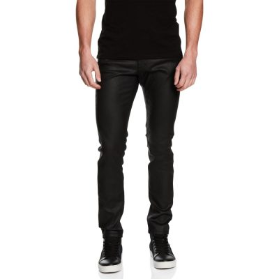 Fashion 4 Men - yd. Studio Skinny Fit Jean Black 28
