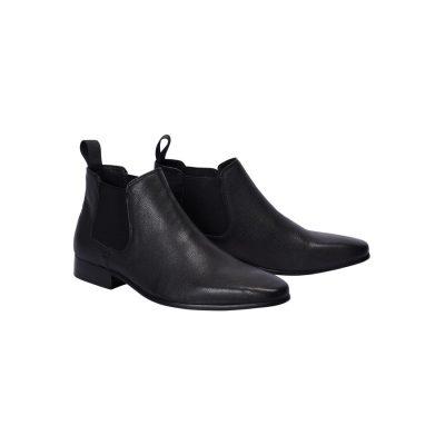 Fashion 4 Men - Tarocash Commons Gusset Boot Black 7