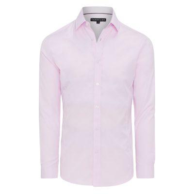 Fashion 4 Men - Tarocash Jasper Dress Shirt Pink Xs