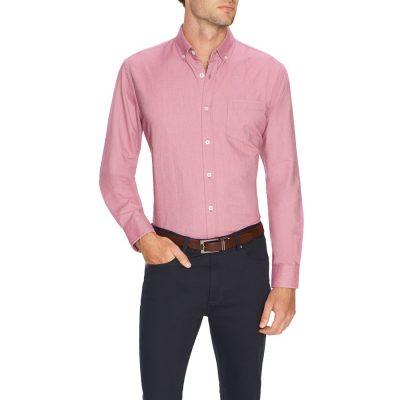 Fashion 4 Men - Tarocash Oxford Shirt Musk M