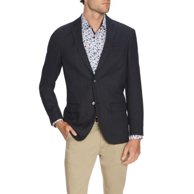 Fashion 4 Men - Tarocash Scott Stretch Blazer Midnight L