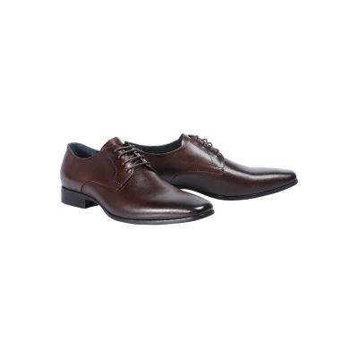 Fashion 4 Men - Tarocash Terrence Dress Shoe Brown 9