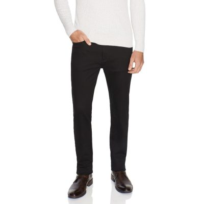 Fashion 4 Men - Tarocash Ultimate Slim Chino Black 30
