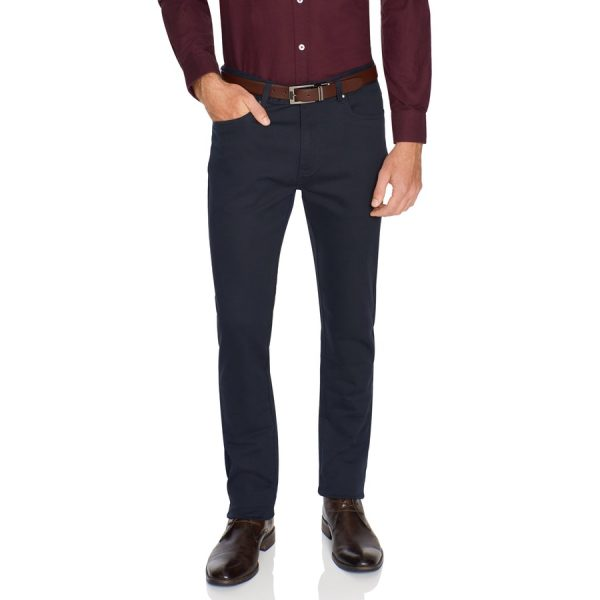 Fashion 4 Men - Tarocash Ultimate Slim Chino Navy 36