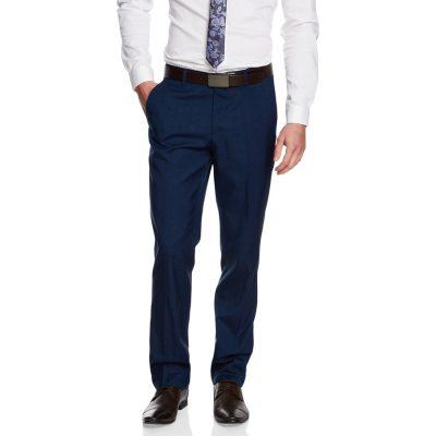 Fashion 4 Men - yd. Davis Slim Fit Dress Pant Dark Blue 30