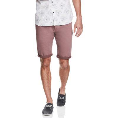 Fashion 4 Men - yd. Herston Chino Short Mulberry 28