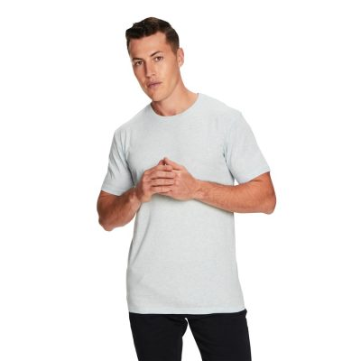 Fashion 4 Men - yd. Relaxed Basic Tee Light Blue M