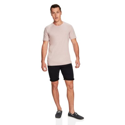 Fashion 4 Men - yd. Relaxed Basic Tee Musk 2 Xs