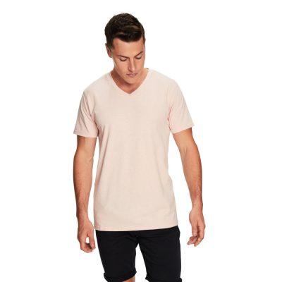Fashion 4 Men - yd. Vinton Tee Peach Xs