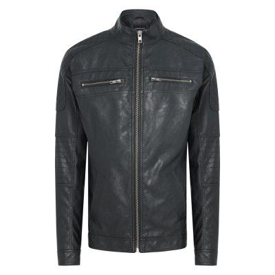 Fashion 4 Men - Tarocash Charlie Moto Jacket Black Xl