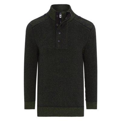 Fashion 4 Men - Tarocash North West Knit Khaki L