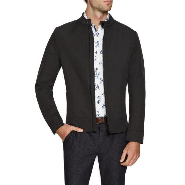 Fashion 4 Men - Tarocash Outlaw Biker Jacket Black S