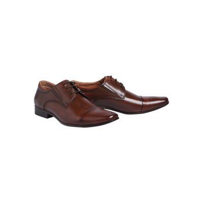 Fashion 4 Men - Tarocash Whiskey Lace Up Shoe Brown 7