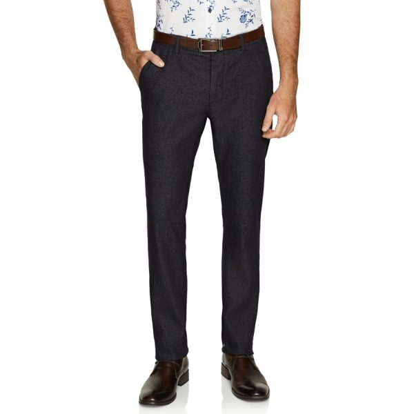 Fashion 4 Men - Tarocash Wilson Stretch Side Pkt Pant Indigo 36