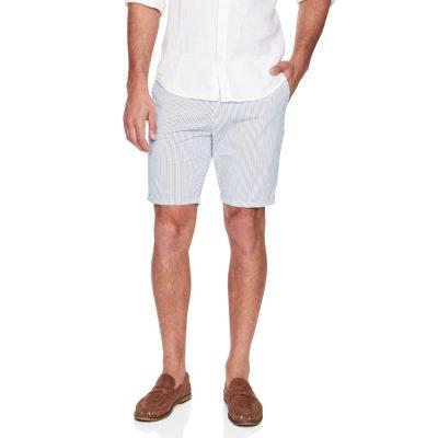 Fashion 4 Men - yd. Dragon Stripe Short Blu/White 38