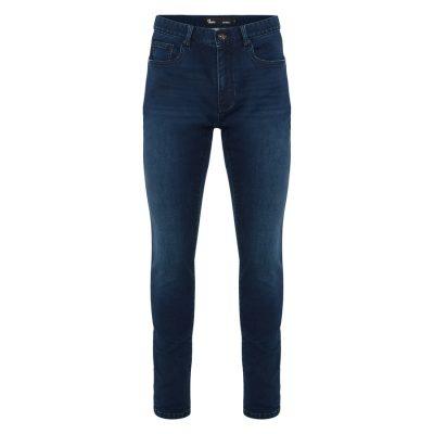 Fashion 4 Men - yd. Nickelback Skinny Jean Dark Blue 32