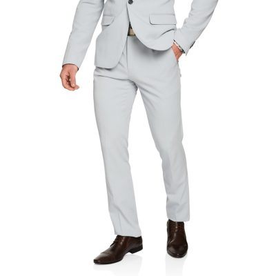 Fashion 4 Men - yd. Rivera Skinny Dress Pant Lt Blue 38