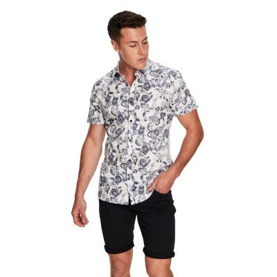 Fashion 4 Men - yd. Super Crane Ss Shirt White Xl