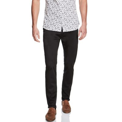 Fashion 4 Men - yd. Darval Chino Black 40