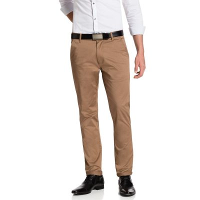 Fashion 4 Men - yd. Darval Chino Camel 36