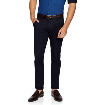 Fashion 4 Men - yd. Darval Chino Navy 33