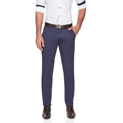 Fashion 4 Men - yd. Darval Chino Petrol 40