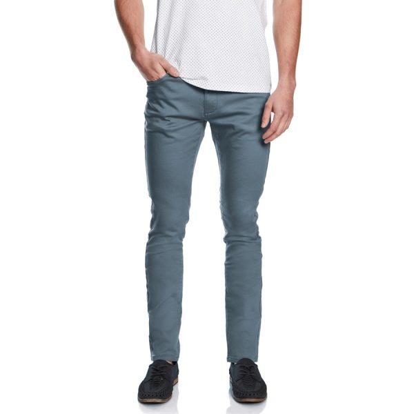 Fashion 4 Men - yd. Nicol Chino Deep Teal 38