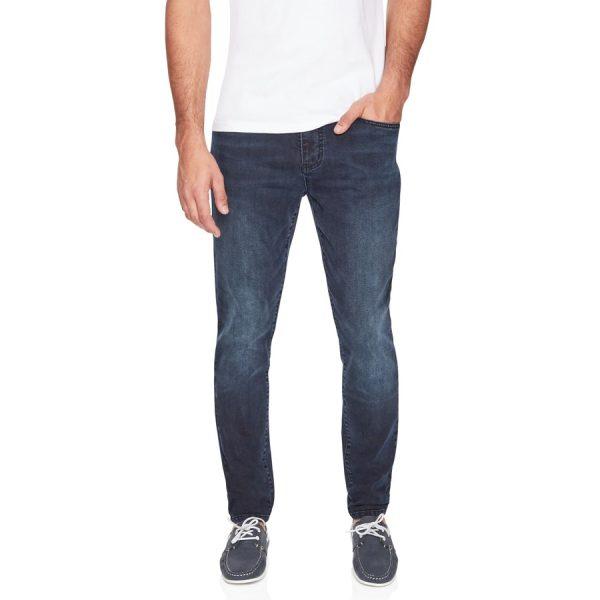 Fashion 4 Men - yd. Raleigh Slim Tapered Jean Dark Blue 30