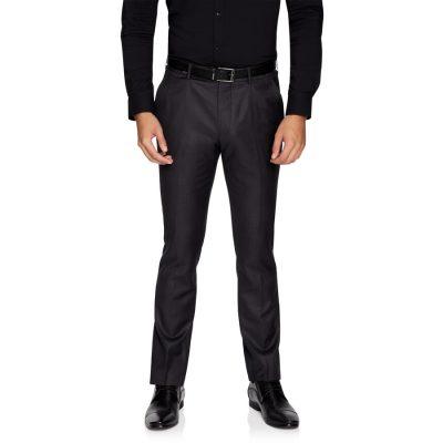 Fashion 4 Men - yd. Vermont Dress Pant Skinny Charcoal 28